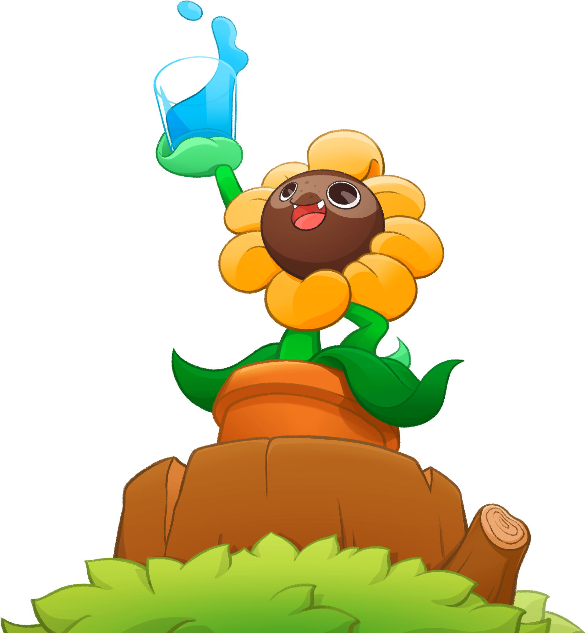 Plant Nanny | Stay Hydrated, Grow a Forest
